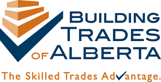 Building Trades of Alberta logo